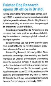 PD UK Article